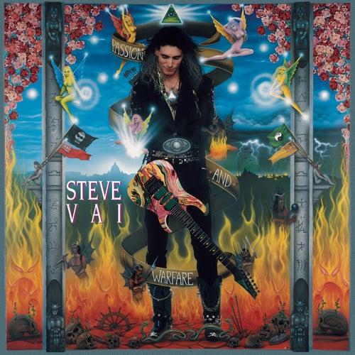 Passion & Warfare by Steve Vai