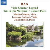 Play & Download BAX: Viola Sonata / Concert Piece / Legend / Trio in 1 Movement by Various Artists | Napster