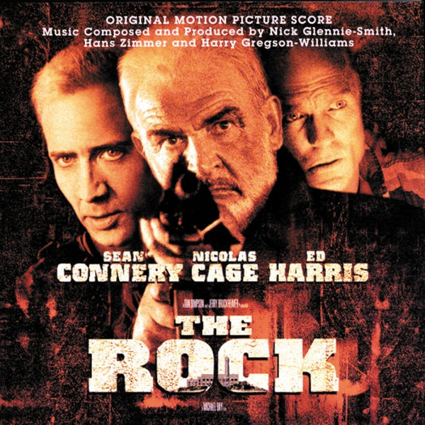 The rock original soundtrack by hans zimmer for Zimmer soundtrack
