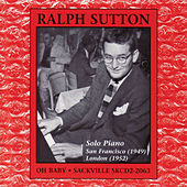 Oh Baby by Ralph Sutton