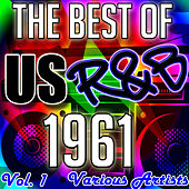 The Best of Us R&B 1961: Vol. 1 von Various Artists