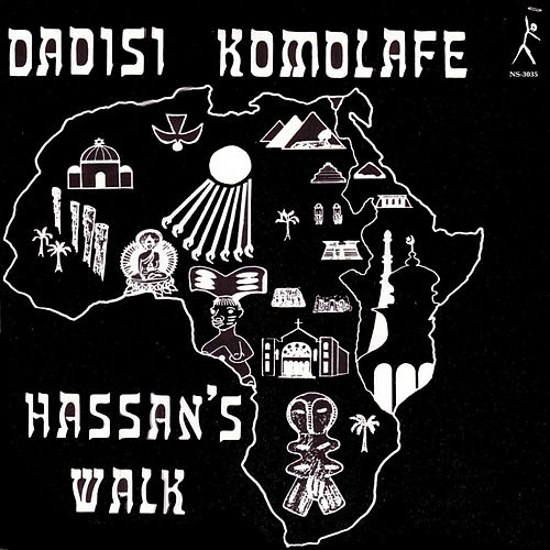 Hassan's Walk by Horace Tapscott
