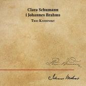 Clara Schumann & Johannes Brahms by Trio Kandinsky