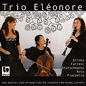 Play & Download Glinka, Farrenc, Stutschewsky, Rota & Piazzolla by Trio Eléonore | Napster