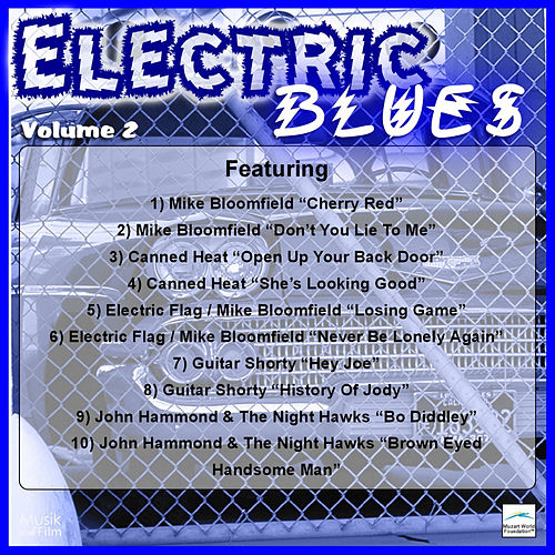 Play & Download Electric Blues, Vol. 2 by Various Artists | Napster