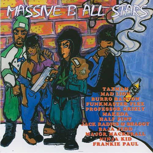 Play & Download Massive B All Stars by Various Artists | Napster