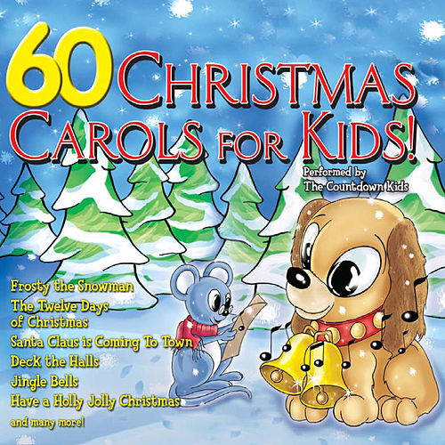 Play & Download 60 Christmas Carols For Kids by St. John's Children's Choir | Napster