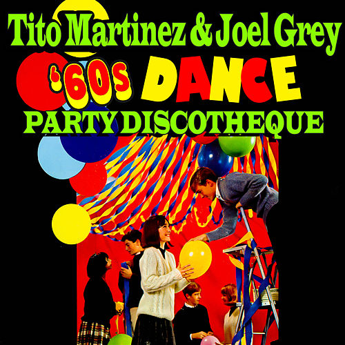'60s Dance Party Discotheque by Joel Grey