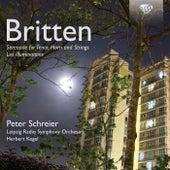 Britten: Les Illuminations, Op. 18 - Serenade, Op. 31 von Various Artists