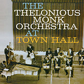 At Town Hall by Thelonious Monk