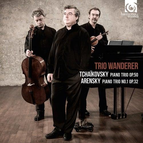 Tchaikovsky & Arensky: Piano Trios by Trio Wanderer