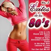 Éxitos de los 80's Vol. 3 by Various Artists