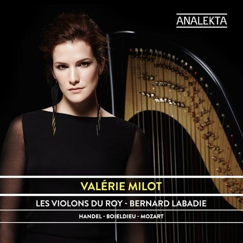 Harp Concertos: Mozart - Handel - Boieldieu by Valérie Milot