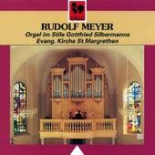 Play & Download Bach - Kittel - Müthel - Krebs - Walther - Meyer: St. Margrethen Organ by Rudolf Meyer | Napster