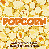 Popcorn - 40 Great Tracks from Classic Children's Films by Various Artists