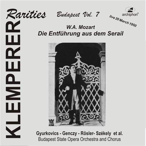 Mozart: Die Entfuhrung aus dem Serail by Maria Gyurkovics