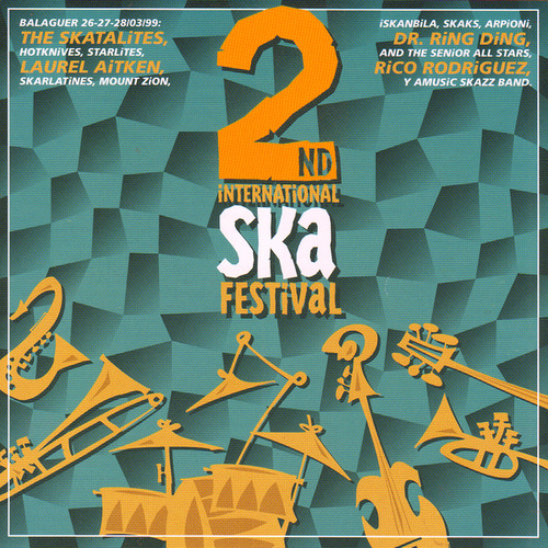 2nd International Ska Festival by Various Artists