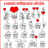Play & Download A Romantic Wedding Music Collection by Various Artists | Napster