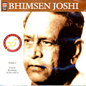 Concert Recording Of The 1960's Volume 2 by Bhimsen Joshi