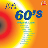Play & Download 101% 60's by Various Artists | Napster