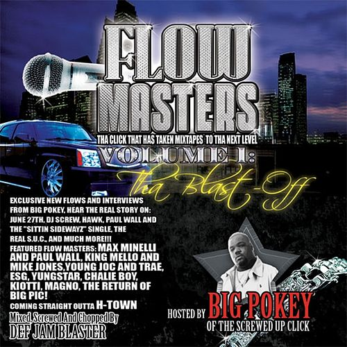 Flow Masters Volume I: Tha Blast-Off by Various Artists