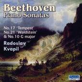 Beethoven: Piano Sonatas Nos. 10, 17