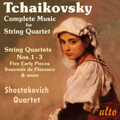 Tchaikovsky: Complete Music for String Quartet by Shostakovich Quartet
