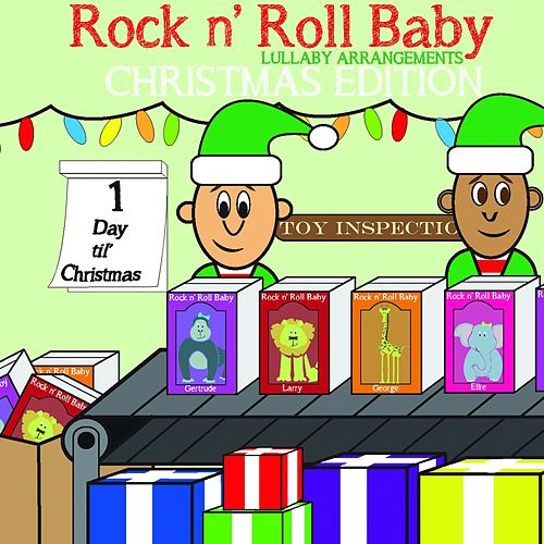Play & Download Christmas Edition Lullaby Arrangements by Rock N' Roll Baby Lullaby Ensemble | Napster