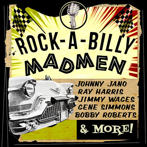 Rockabilly Madmen by Various Artists
