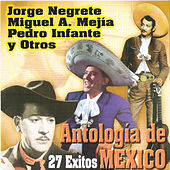 Play & Download Antología De México by Various Artists | Napster