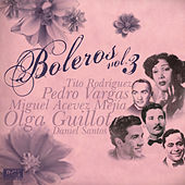 Boleros Vol. 3 by Various Artists