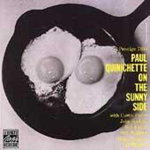 On The Sunny Side by Paul Quinichette