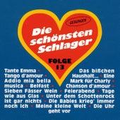 Die schönsten Schlager Folge 13 by Various Artists