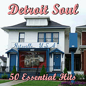 Detroit Soul: 50 Essential Hits by Various Artists