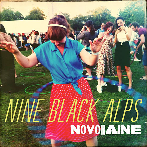 Play & Download Novokaine by Nine Black Alps | Napster