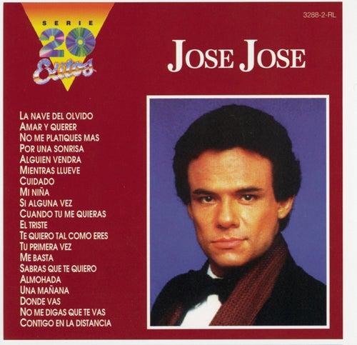 Serie 20 Exitos by Jose Jose