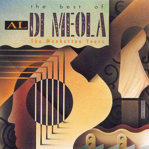The Best Of Al DiMeola by Al DiMeola