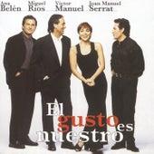 Play & Download El Gusto Es Nuestro (En Directo) by Various Artists | Napster