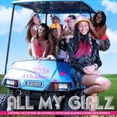 Play & Download All My Girlz (feat. Lil Peezi) by Blake | Napster