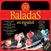 Play & Download 50 Baladas en Español, Vol. 1 (Serie Oro) by Various Artists | Napster