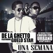 Una Semana (feat. Guelo Star) by De La Ghetto