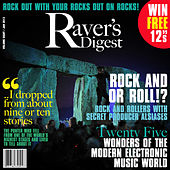Play & Download Ravers Digest (January 2013) by Various Artists | Napster