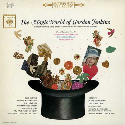 The Magic World Of Gordon Jenkins by Gordon Jenkins