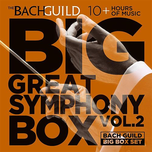 Big Great Symphonies Box, Vol II by Various Artists