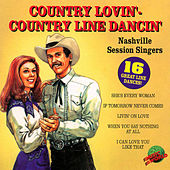 Play & Download Country Lovin' Country Line Dancin' by Nashville Session Singers | Napster