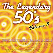 Play & Download The legendary 50's, vol. 3 (Unforgettable italian songs) by Various Artists | Napster