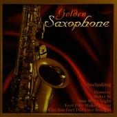 Golden Saxophone by Nathan Parker