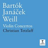 Violin Works by Christian Tetzlaff