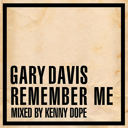Play & Download Remember Me by Gary Davis | Napster