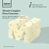 Play & Download Mozart: Complete Horn Concertos by Richard Montgomery | Napster